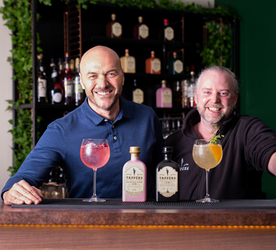 Tickled Pink Gin