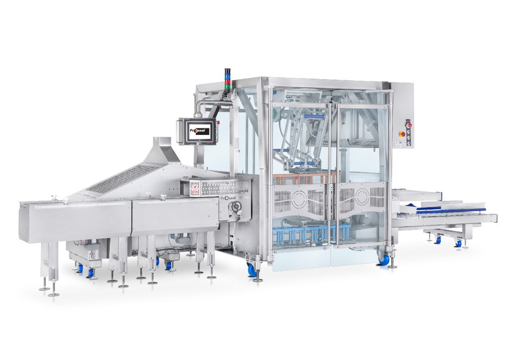 Proseal Tray Sealing Solutions Fruit Attraction