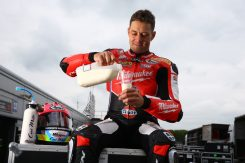 Superbike Star Josh is Fuelled by Milk